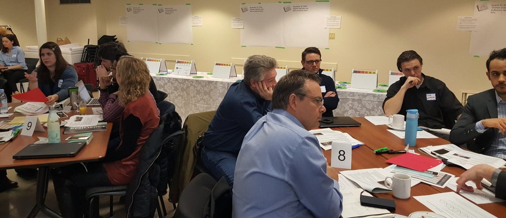 70 Stakeholders Prioritize Government Energy Plan Goals Using Feedback Frames